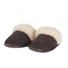 BARBOUR LYDIA MULE SLIPPER Size 8