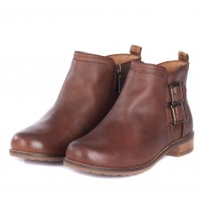BARBOUR SARAH LOW BUCKLE LADIES BOOT