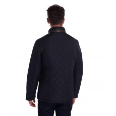 BARBOUR POWELL QUILT JACKET MENS NAVY