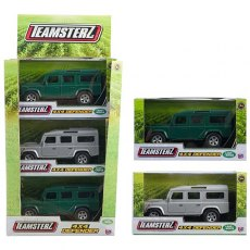 TEAMSTERZ 4X4 LANDROVER TOY