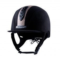 CHAMPION JUNIOR X-AIR DAZZLE PLUS RIDING HAT