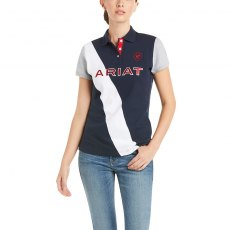 ARIAT TARYN LADIES TEAM POLO SHIRT