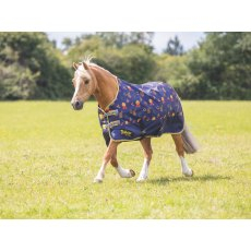 SHIRES TIKABOO LITE TURNOUT RUG