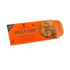 BELVOIR TRAY CONDITIONER SADDLE SOAP  STEP 2 BAR 250G