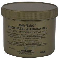 GOLD LABEL WITCH HAZEL & Arnica 400G