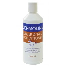 Dermoline Mane & Tail Conditioner Shampoo 500ML