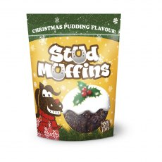 Stud Muffins Christmas Pudding 15 pack