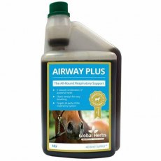Global Herbs Airways Plus Liquid 1ltr