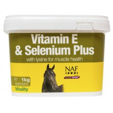 Naf Vitamin E, Selenium and Lysine 1KG