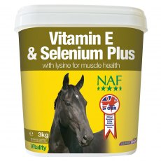 Naf Vitamin E, Selenium and Lysine 3KG