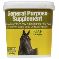 NAF General Purpose Supplement 3KG