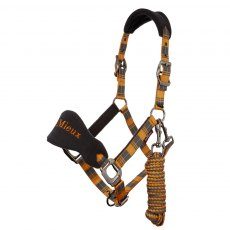 LeMieux Signature Headcollar & Leadrope
