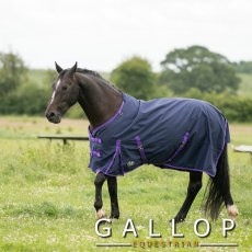 GALLOP LITE-WEIGHT TROJAN STANDARD NECK TURNOUT RUG