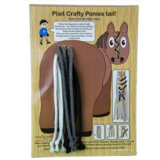 Crafty Ponies Plaiting Board - Tail