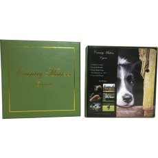 Country Matters Collie Coasters