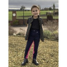 Gallop Children's Two Tone Jodhpurs