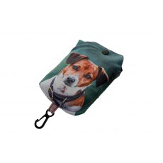 Country Matters Fold Away Bag Jack Russell