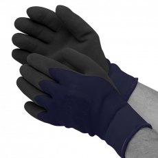 LeMieux Winter Work Gloves Navy