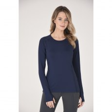 Noble Hailey Long Sleeve Crew