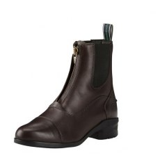 Ariat Heritage IV Zip Boot - Light Brown
