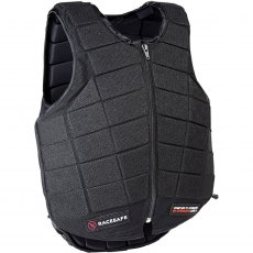 Racesafe Provent 3 Body Protector Junior xl black
