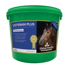 Global Herbs Veteran Plus 1kg