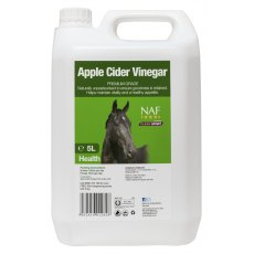 NAF Apple Cider Vinegar 5 LTR