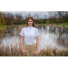 Hy Ladies Downham Short Sleeved Stock Shirt