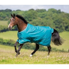 Shires Tempest Original 50 Turnout Rug in Seagreen