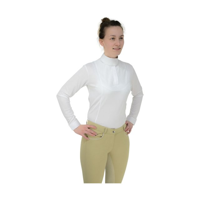 Hyland Ladies Sandringham Long Sleeved Stock Shirt