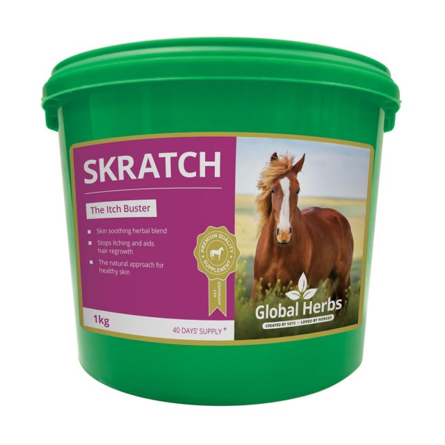 Global Herbs Global Herbs Skratch 1kg