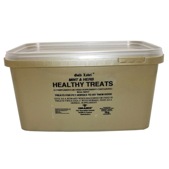Gold Label GOLD LABEL HEALTHY TREATS 2kg