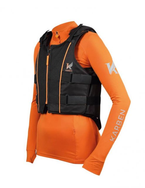 Shires Equestrian Karben Body Protector - Adults