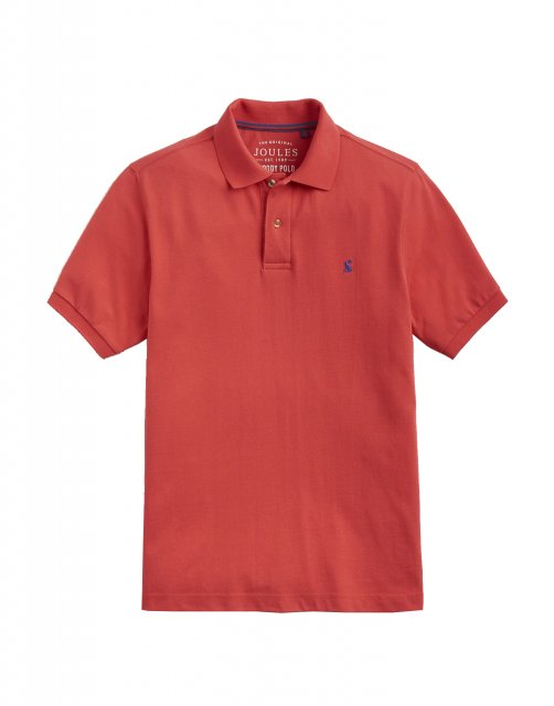 Joules Joules Woody Classic Fit Polo Shirt