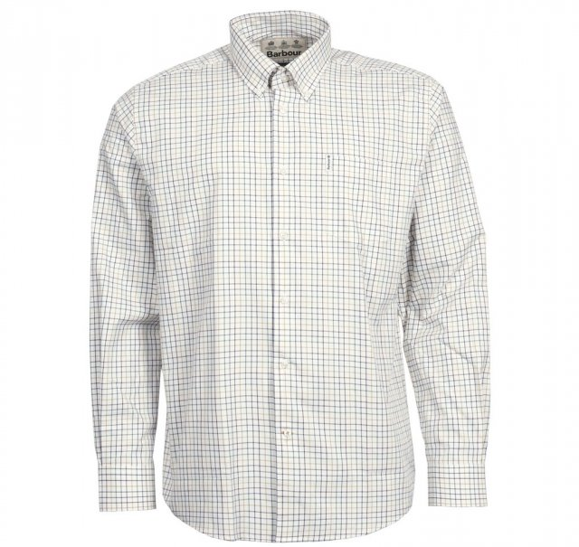 Barbour BARBOUR TATTERSALL SHIRT Regular Fit