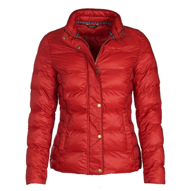 Barbour BARBOUR GONDOLA QUILT JACKET Chilli
