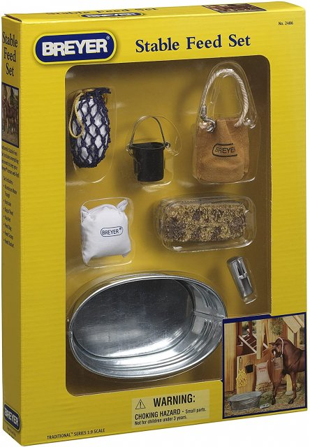 Breyer BREYER STABLE FEED SET CLASSIC