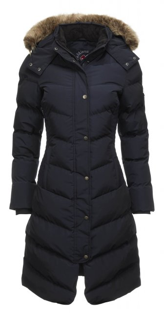 LeMieux Lemieux Loire Winter Riding Coat Navy