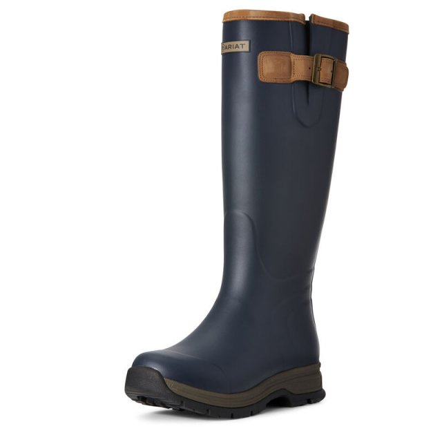 Ariat ARIAT LADIES BURFORD NON INSULATED WELLINGTON NAVY
