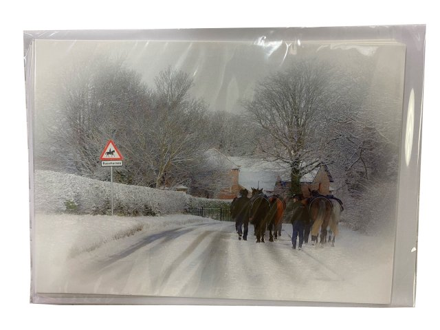 New Beginnings 2020  Charity Christmas Cards