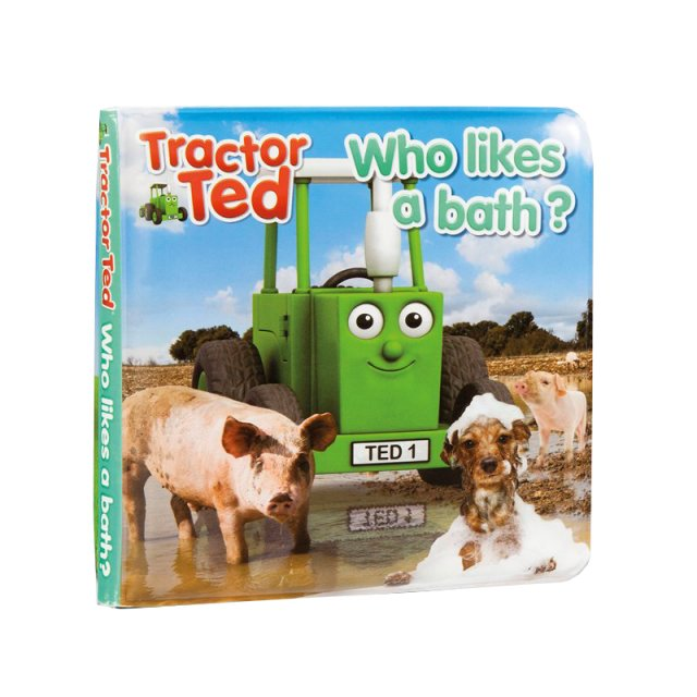 Tractor Ted TRACTOR TED BATH BOOK