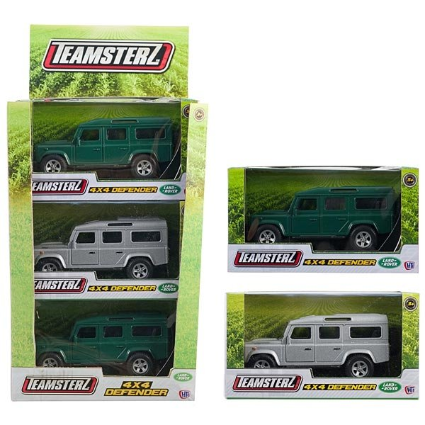 Elico TEAMSTERZ 4X4 LANDROVER TOY
