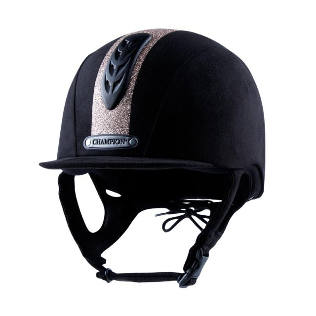 Champion CHAMPION JUNIOR X-AIR DAZZLE PLUS RIDING HAT