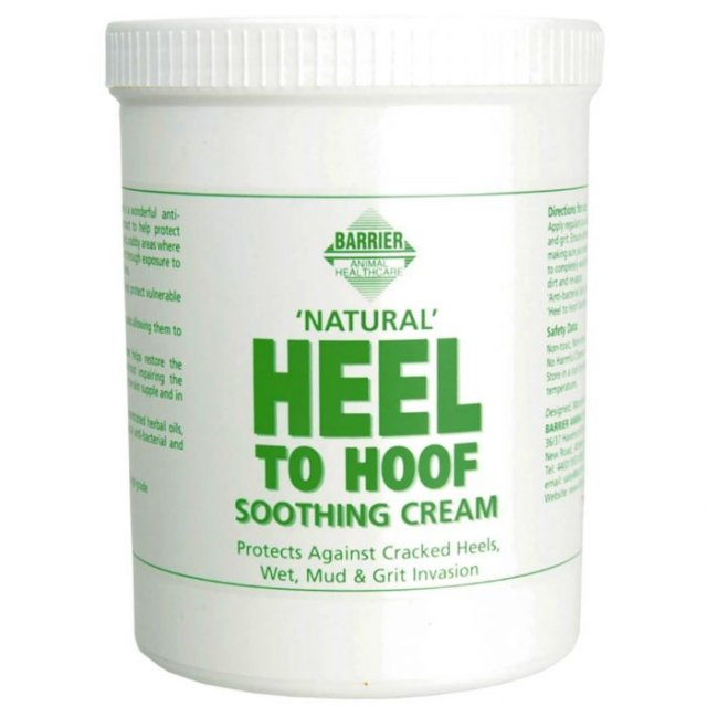Barrier Barrier Heel to Hoof Soothing Cream 250ml