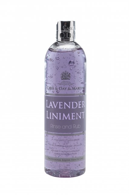 Carr Day Martin CARR DAY & MARTIN LAVENDER LINIMENT