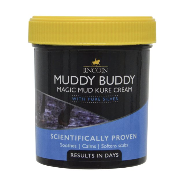 Lincoln Lincoln Muddy Buddy Magic Mud Kure Cream