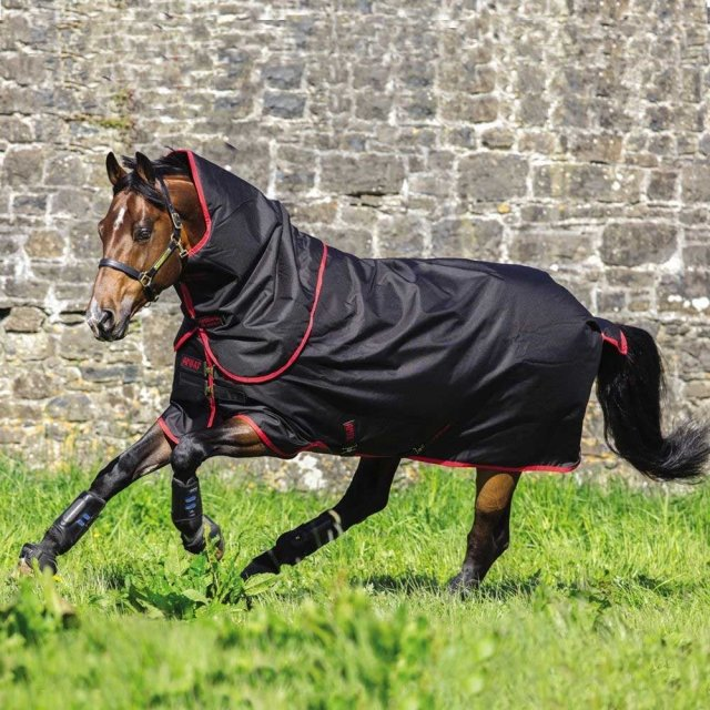 Horseware Amigo Super Hero 12 Plus Medium Turnout