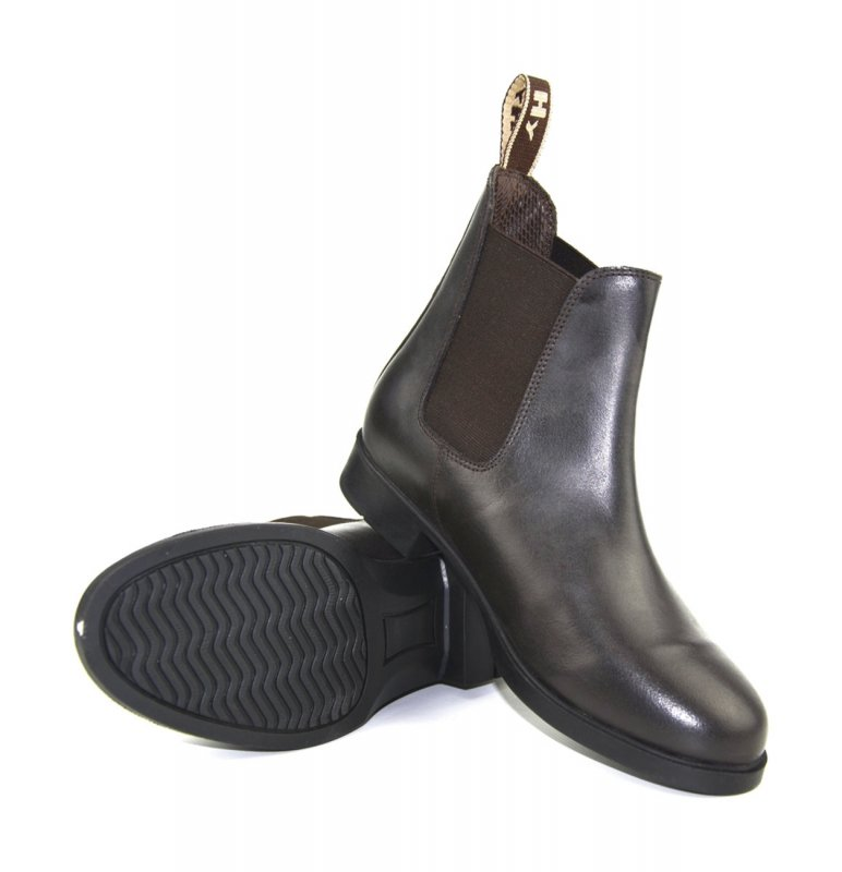 Hy Durham Adults Jodhpur Boots
