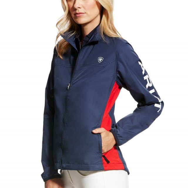 Ariat Ariat Ideal Windbreaker Team  Jacket