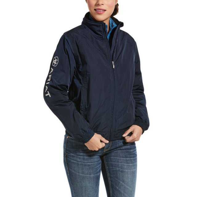 Ariat Ariat Stable Team Jacket Ladies Navy